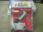 WILLIAMS FIRE SIGHTS - FIBER OPTIC MUZZLELOADER BEAD 410 W