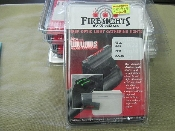 WILLIAMS FIRE SIGHTS - FIBER OPTIC SIGHTS RIFLE BEAD 290M