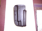 BLADE TECH HOLSTER FOR KIMBER 1911 STYLE WITH RAIL BLACK