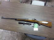 (USED) MAUSER BOLT ACTION