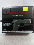 Crimson Trace Laserguard for Smith & Wesson 380 EZ & 22 Compact